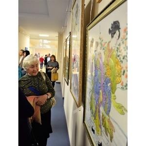 Выставка женского творчества открылась в Доме Дружбы народов Чувашии