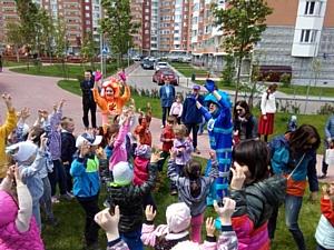 В ЖК «Вершинино» открыли сезон активности