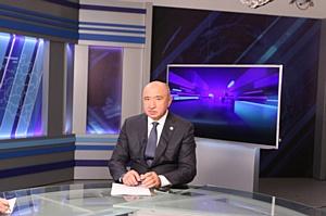 Гафуров рассказал об итогах очередного года работы КФУ