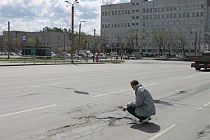 Активисты ОНФ подвели предварительные итоги проекта «Дорожная инспекция ОНФ/Карта убитых дорог»