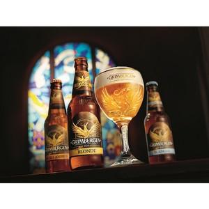 Grimbergen завоевал три медали на World Beer Awards