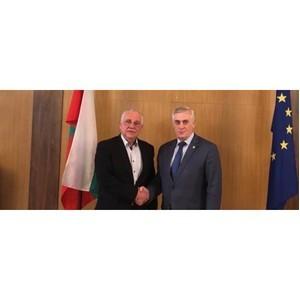 Новые страницы Российско-Болгарских отношений