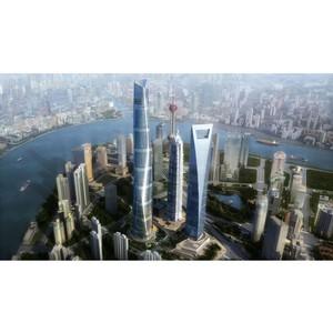 Шанхайская башня побьет все рекорды по экологичности благодаря технологиям Danfoss