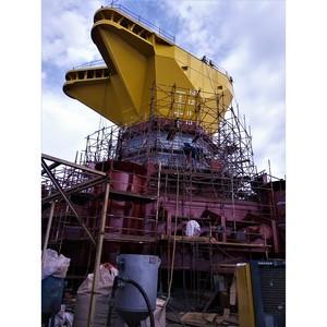 «Плакарт» защитила от коррозии конструкции на месторождении «Лукойл-Нижневолжскнефть»