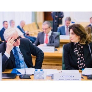 Агнесса Осипова приняла участие в заседание организационного комитета