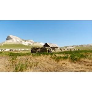 Казачий хутор Хмелевской