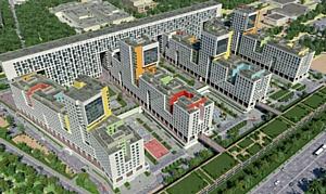 С кем Tekta Group застраивает свои проекты в Подмосковье?