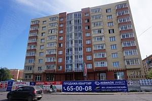 В течение 2016-17 годов «Аквилон-инвест» построит в Архангельске более 110 тыс. кв. м нового жилья