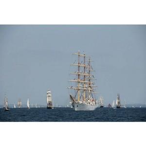 Морской фестиваль на родине Беллинсгаузена