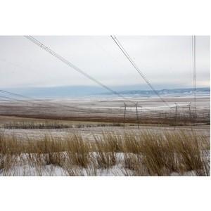«Россети ФСК ЕЭС» расчистит сухой камыш на 218 га просеки ЛЭП в Сибири