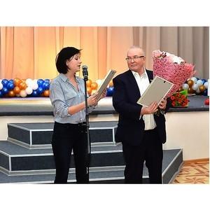 Сегодня состоялся торжественный прием главы Нефтеюганского района