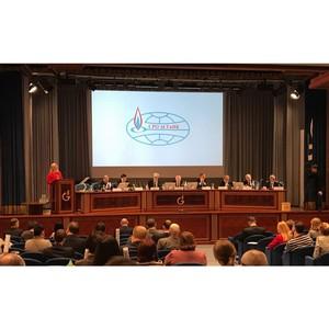 Президент ГК Корпорация «ГазЭнергоСтрой» Сергей Чернин вновь избран членом Совета СРО АСГиНК