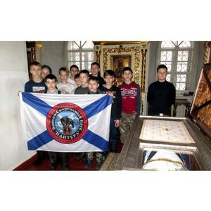 В Мордовском заповеднике прошли сборы для воспитанников военно-спортивного клуба «Пантера»