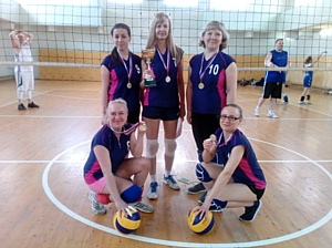 Республиканские соревнования по волейболу среди преподавателей Удмуртской Республики
