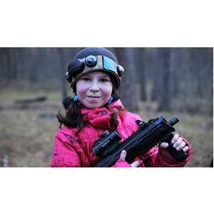 Нижегородские школьники постигают азы военной подготовки