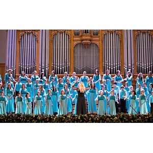 Благотворительный концерт Детского хора «Весна» им. А.С.Пономарёва