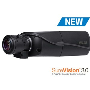 Поколение Next от Pelco – IP-камеры наблюдения IXE+ с передовыми технологиями и ONVIF Q