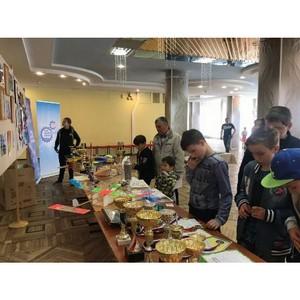 В ДК «Моторостроитель» прошла итоговая выставка работ ЦДТ «Умелец»