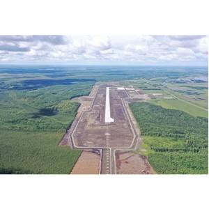 «Россети» завершили 1 этап подключения строящегося аэропорта Тобольска