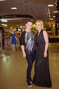 В ТРЦ «Караван» состоялась выставка украинских дизайнеров