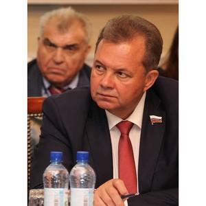Виктор Павленко принял участие во встрече министров транспорта Баренцева Евроарктического региона