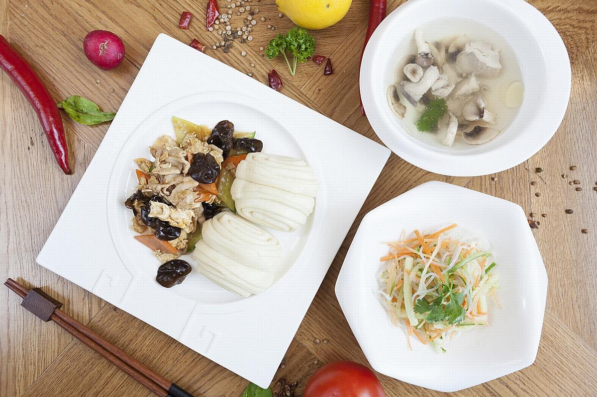 20 видов ланча: рестораны «Нихао» в СПб обновили обеденное меню