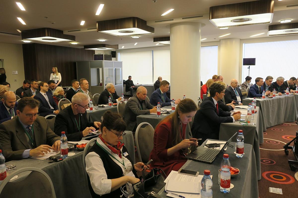 Гендиректор «Лилиани» принял участие в международной конференции РЗС