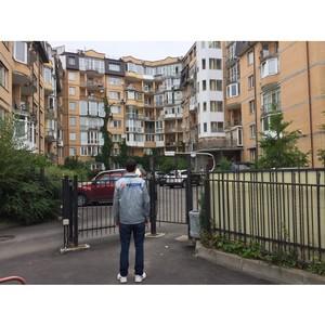 ОНФ в Санкт-Петербурге занялся проблемой самовольного строительства многоквартирных домов