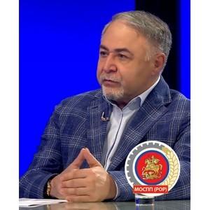 Михаил Струпинский вошел в состав Правления МОСПП (РОР)