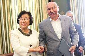 Проект педагогического образования КФУ получил поддержку в Китае