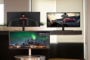 LG, мировой лидер рынка мониторов формата 21:9, представит новейшую линейку продукции на IFA