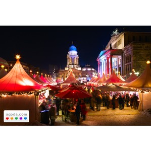 Agoda.com готовит отличные предложения к пяти лучшим рождественским ярмаркам в Европе