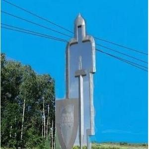Cтилизованная опора «Богатырь» во Владимирской области станет новым архитектурным символом