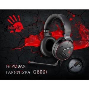 Новые наушники с микрофоном A4 Bloody G600i