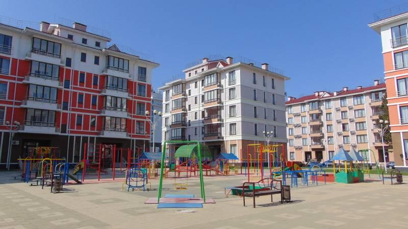 Чистые пруды Комплекс апартаментов - детская площадка