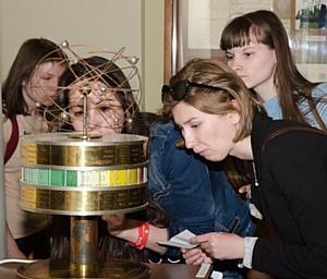 В музее истории КФУ появится интерактивная экспозиция о прошлом, настоящем и будущем университета