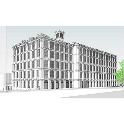 На Трехгорной мануфактуре сдается в аренду памятник архитектуры