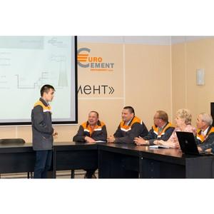 На «Ульяновскцементе» прошла научно-техническая конференция молодых специалистов