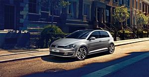 Презентация нового Volkswagen Golf 7 в «Авто Ганза»