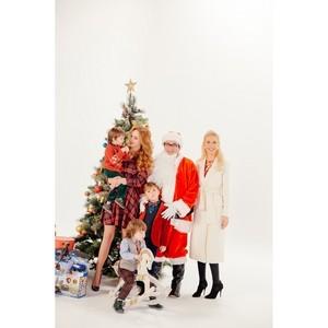 Дмитрий Дибров сменил амплуа ведущего на роль Деда Мороза