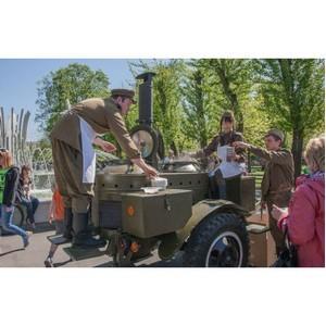 В День Победы жителей Кронштадта и Елизаветинки угостят солдатской кашей