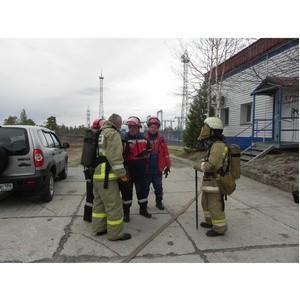 Когалымские энергетики признаны лучшими по противопожарной подготовке