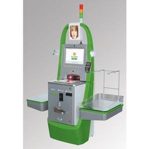 Новый продукт от Alfa Robotics: роботизированная касса самообслуживания ARC 70