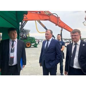 Отраслевые выставки Grand Expo-Ural в Екатеринбурге