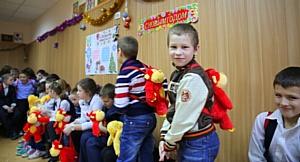 Новогодняя благотворительная акция для детей с ограниченными возможностями здоровья!