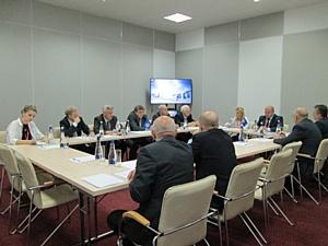 Совещание по вопросу создания регионального центра независимых аттестационных испытаний инструмента