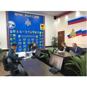 Бизнес-защитник обсудила админдавление на бизнес в управлении МЧС в Забайкалье