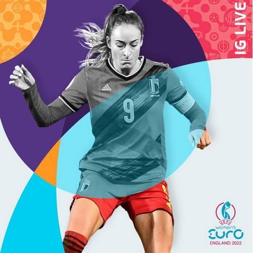 Компания Hisense поддерживает турнир UEFA Women's Euro 2021
