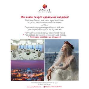 Анастасия Михайлюта начинает сотрудничество с сетью отелей Azimut Hotels