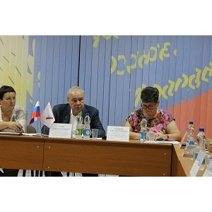 Активисты Народного фронта провели экспертное совещание по созданию «зеленого щита» в Оренбурге